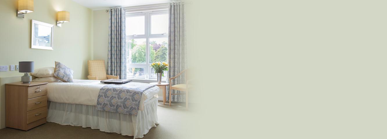 Kirk Lane Bedroom